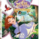 Sofia the First: Ready To Be A Princess DVD
