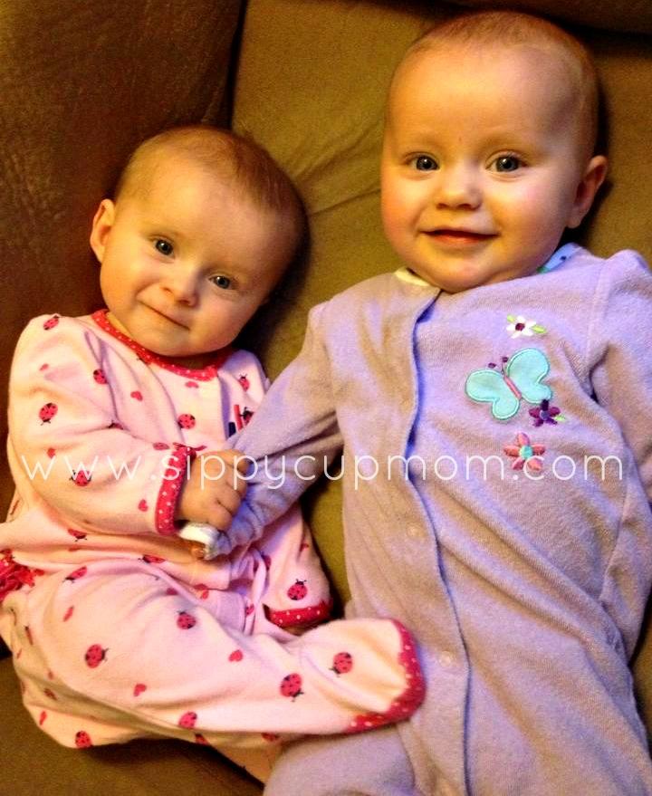 Twins 6 Months