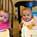 Fighting Baby Food Stains with Resolve Pre-Treat Spray