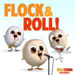 Free Birds Movie and Chuck E. Cheese {Giveaway}