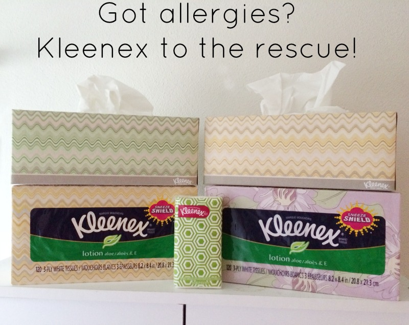 Kleenex to the Rescue