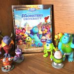 Monsters University Available on Blu-ray and DVD
