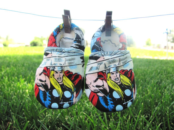 Thor Booties