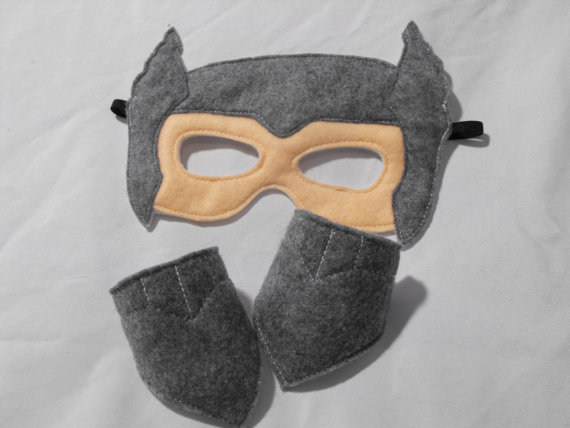Thor Mask and Cuffs