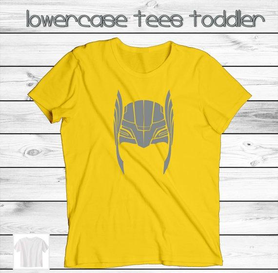 Thor lowercase tees