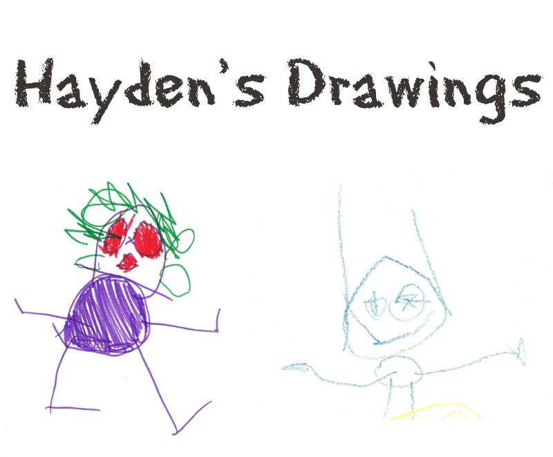 Hayden's Drawings