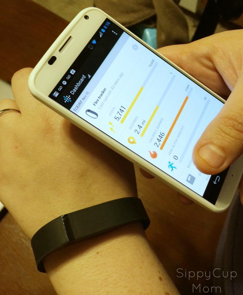 A Busy Mom's Best Friend: Motorola X Phone and Fitbit Flex #SprintMom