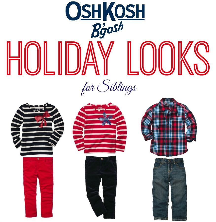 OshKosh Holiday Looks