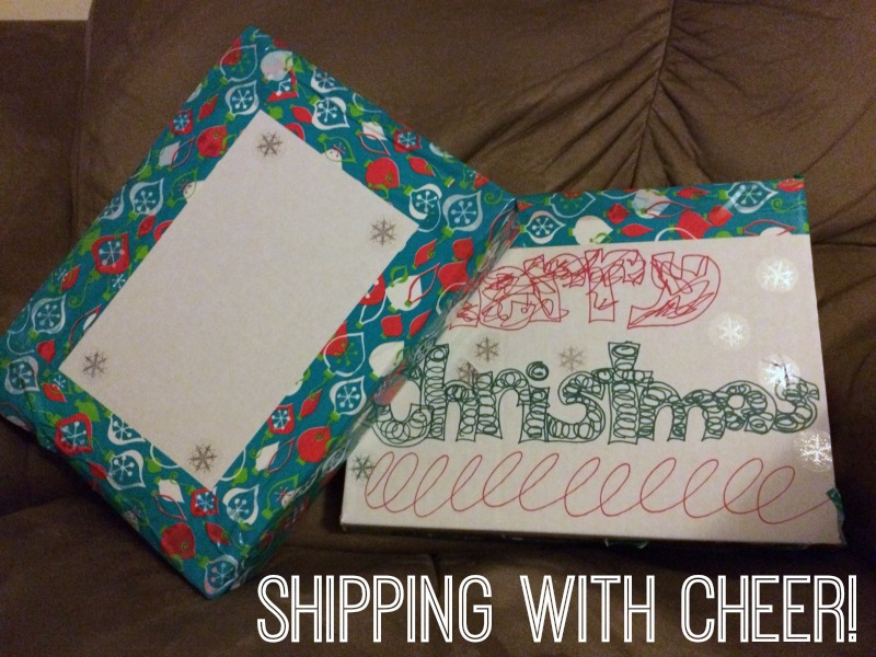 Shipping with Cheer
