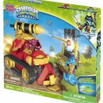 Giveaway and Review: Mega Bloks Skylanders Swap Force™ Boss Tank Showdown