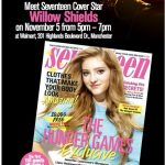 Meet Willow Shields from The Hunger Games in St. Louis!