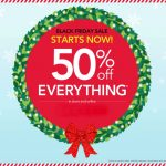 Black Friday Deals at Carter's – 50% Entire Store! {$50 Carter's Gift Card Giveaway}