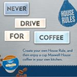 Never Drive for Coffee Again with Maxwell Coffee Single Serve Cups