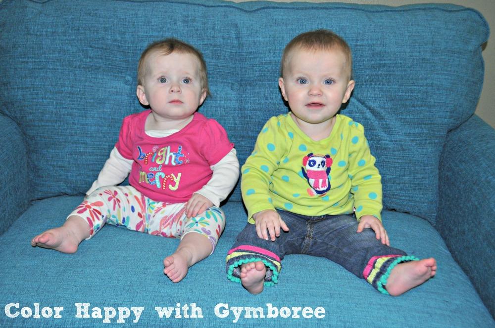 Color Happy Gymboree