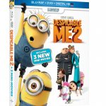 Must-Have for Christmas: Despicable Me 2 on Blu-ray and DVD! #DM2