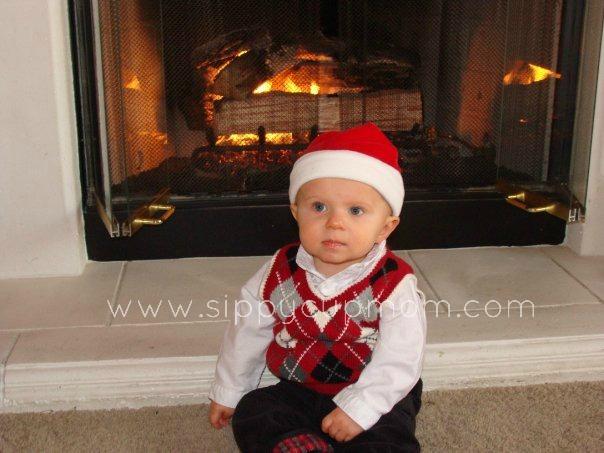 Hayden's 1st Christmas