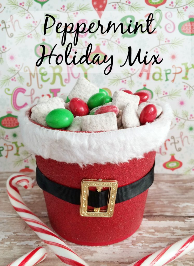 Peppermint Holiday Mix