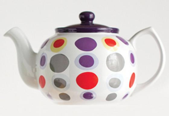 Queen Tea Pot