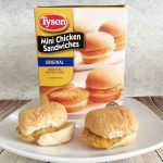 Tyson® Mini Chicken Sandwiches are Perfect for a Busy Family! #tysonminis #ad
