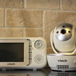Sleep Well with the VTech Safe & Sound Pan and Tilt Full Color Video Monitor