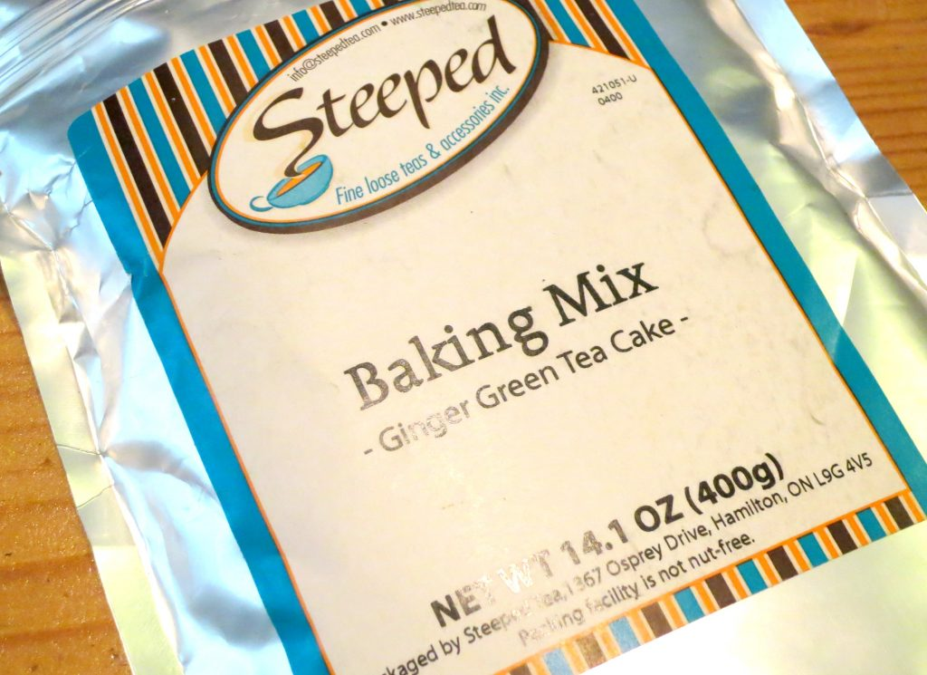 Westplex Tea Baking Mix