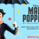 Celebrate the Magic of Mary Poppins with the 50th Anniversary Blu-ray/DVD! #MaryPoppinsMagic