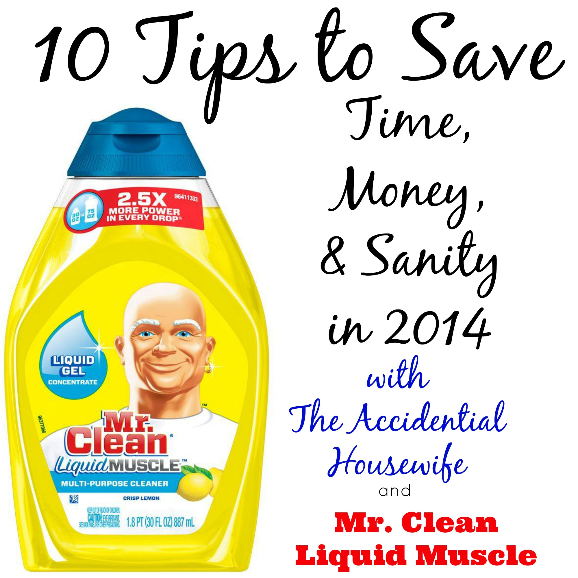 10 Tips to Save Time, Money and Sanity in 2014