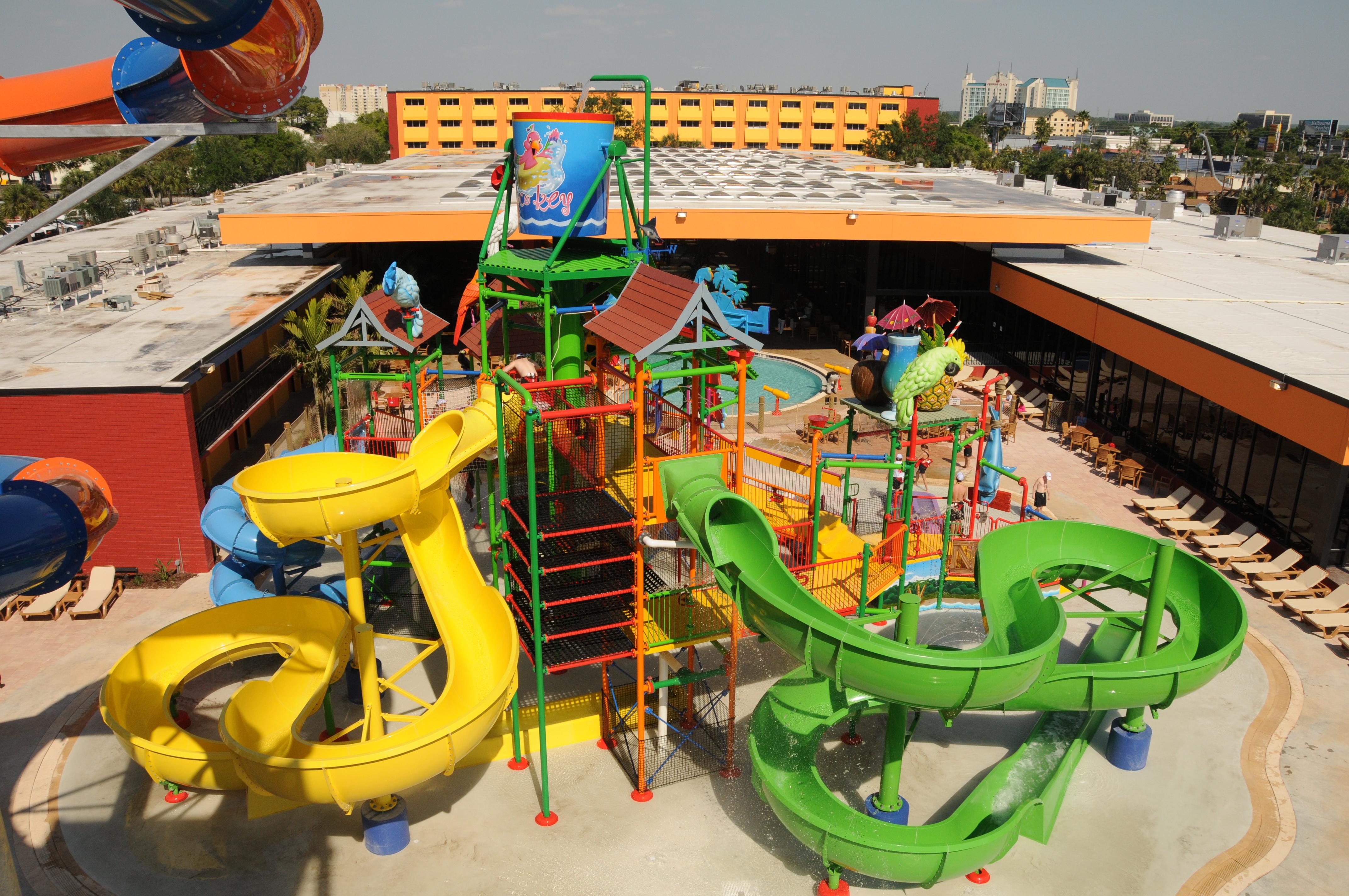 CoCo Key Hotel  Water Park is a FamilyFriendly Getaway