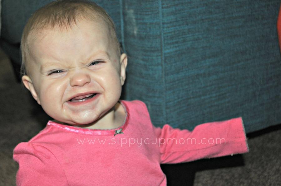 Evie Scrunch Face