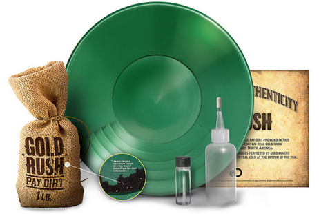 GOLD RUSH Panning Kit   Store   Pay Dirt Gold Company