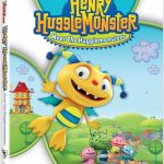 Henry Hugglemonster: Meet the Hugglemonsters DVD Now Available
