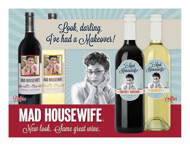 Mad Housewife New Label