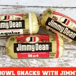 Game Day Snacks with Jimmy Dean: Party Pizzas and Sausage Balls