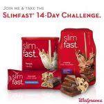 Slimfast 14 Day Challenge Results #SlimfastChallenge