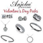 Customized Valentine's Jewelry from Anjolee
