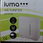 I'M IN LOVE WITH THIS AIR PURIFIER: LUMA COMFORT AIR PURIFIER