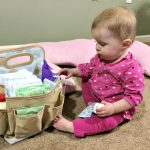Stay Organized and Save Time with the Playtex Diaper Genie SmartCaddy