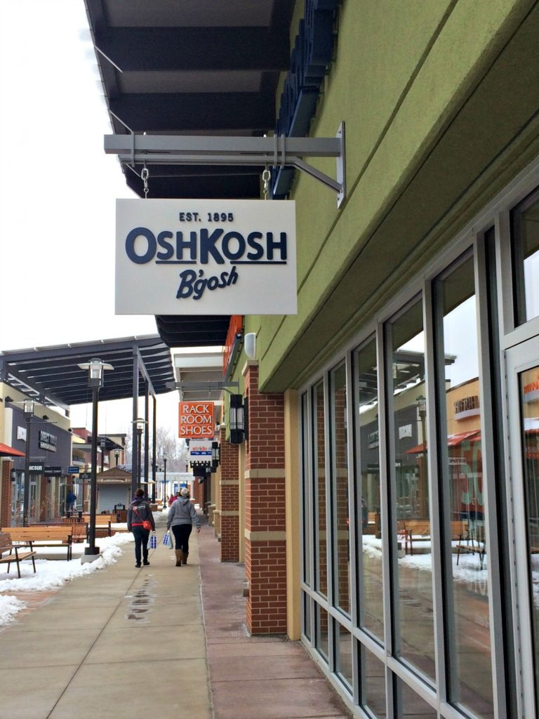 OshKosh Sign