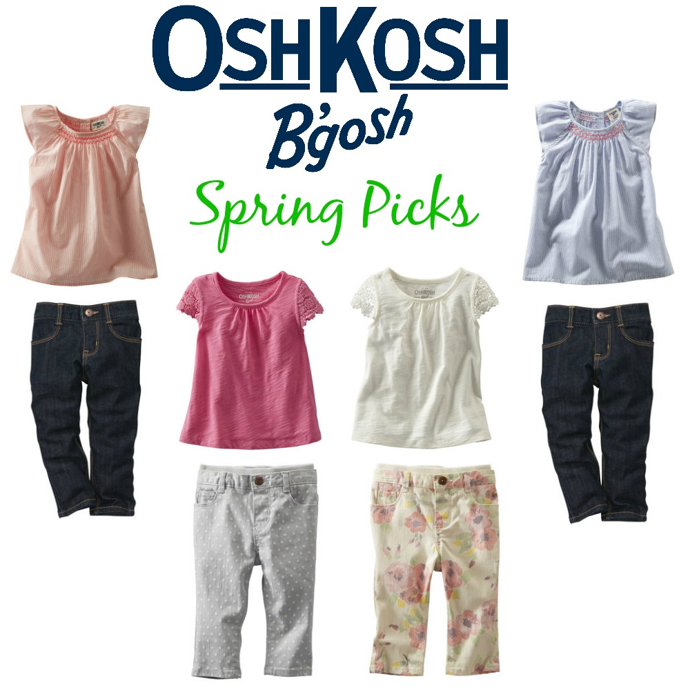 OshKosh Spring Picks