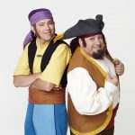 Jake and the Never Land Pirates:  Sharky and Bones Interview