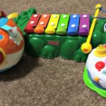 Thrift Store Finds – $8 of Infant Toys #ThriftStoreThursday