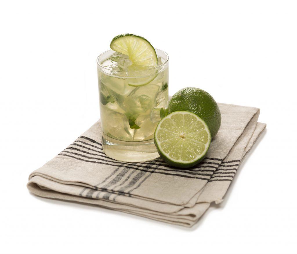 Basil Cocktail - 140 Calories