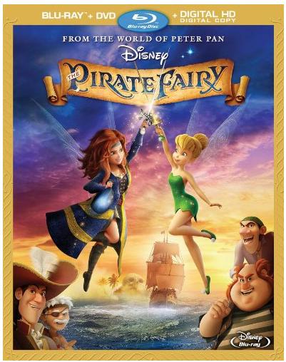 the pirate fairy movie
