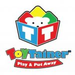 Cleaning Up Toys is Fun with ToyTainer! {Giveaway}