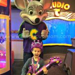 Chuck E. Cheese Birthday Party: Let The Good Times Rip!