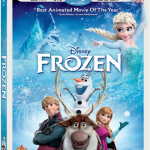 FROZEN: A Fairytale of Sisterhood {Movie Review} +Giveaway! #FrozenBluRay