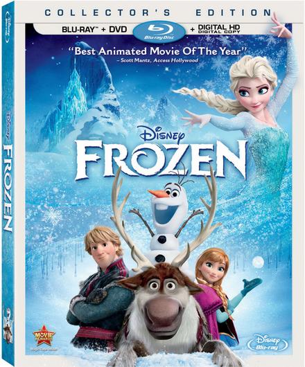Frozen Review Box Art
