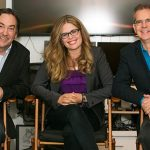 {Disney's FROZEN} Sitting Down with Academy Award Winners Jennifer Lee, Chris Buck & Peter Del Vecho #FrozenBluray