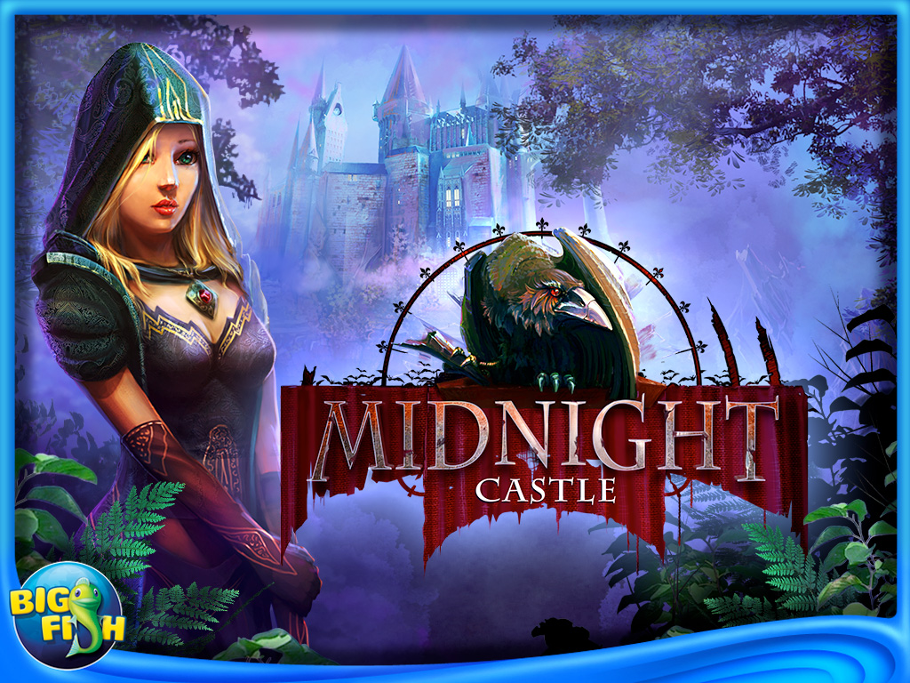 I'm Hooked On: Midnight Castle - Free iPad App Game + Win an