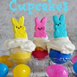 PEEPS Cupcake Fun + Giveaway! #PeepsTreats #ad